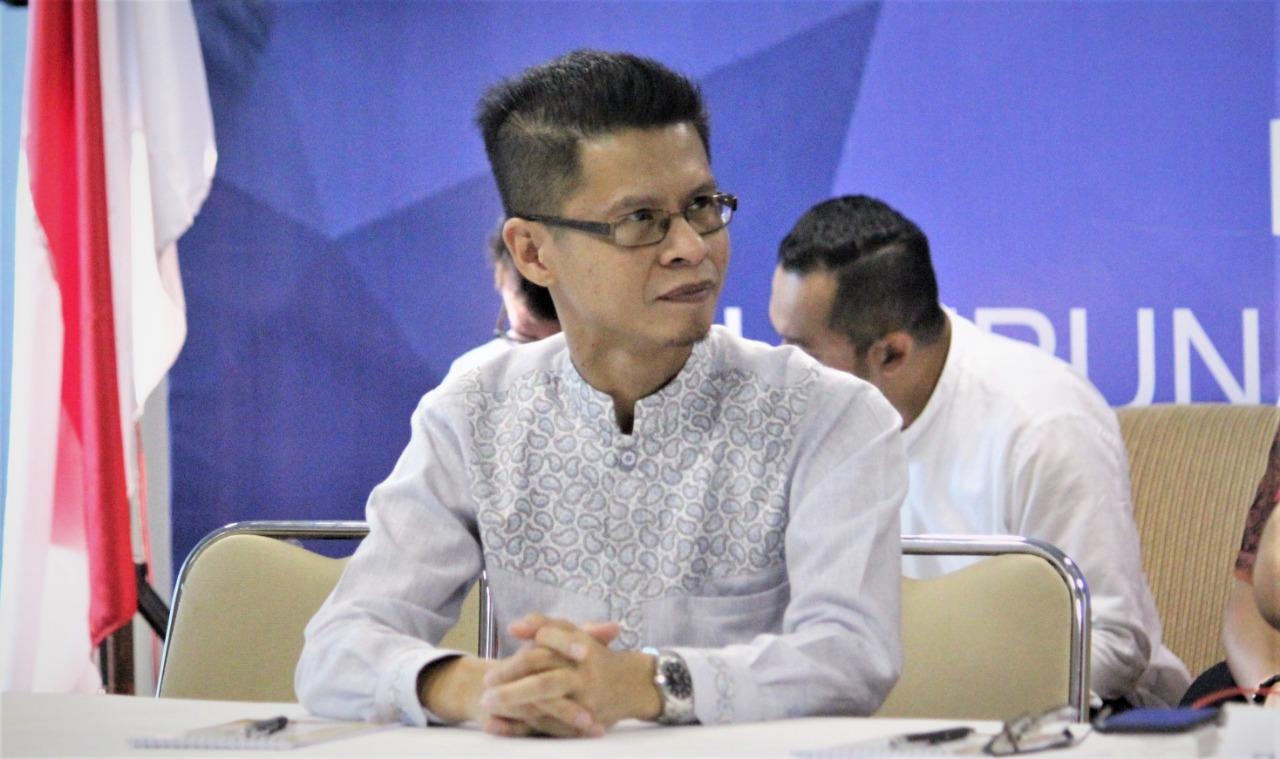 Ajib Hamdani Optimis Menang Satu Putaran Rebut Ketum HIPMI
