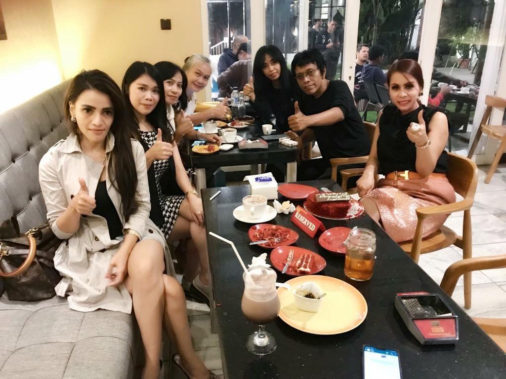 Adian Napitupulu: Selamat Ulang Tahun Frizka Bandung
