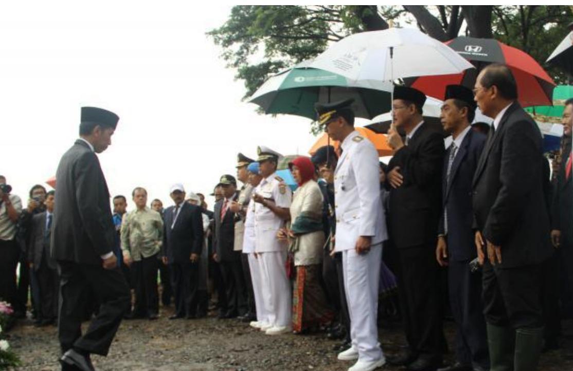 Filosofi Lokasi dan Aksi Bagi Jokowi