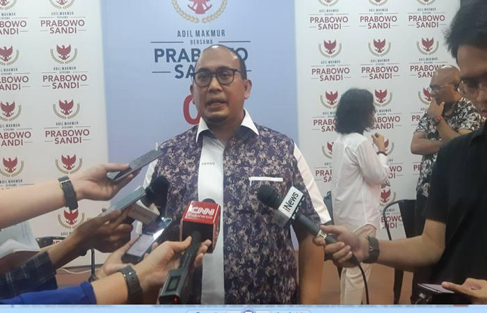 Andre Rosiade Pastikan BPN Tidak Kerahkan Massa Untuk Sidang MK