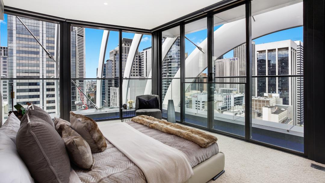 Apartemen Arc by Crown Group di Sydney Menakjubkan