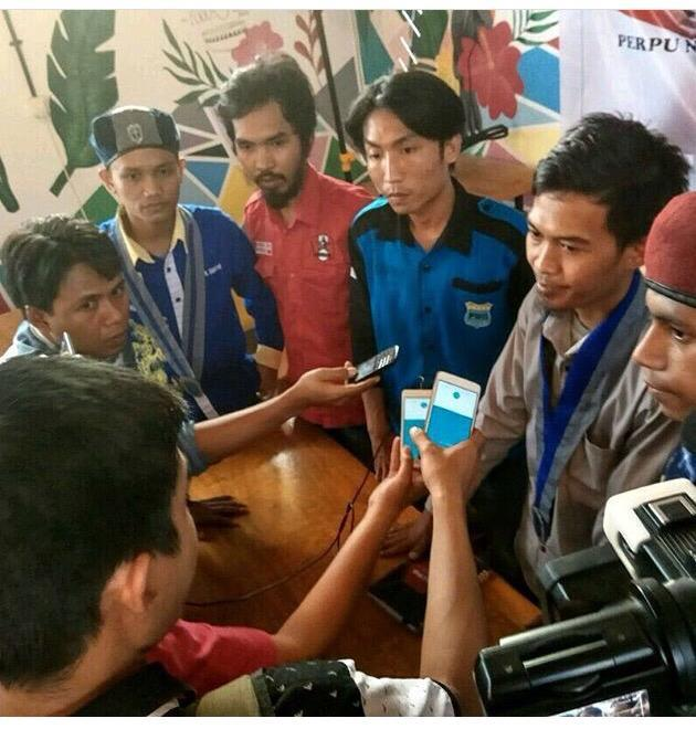 "Ativis GMKI Dukung Kapolri Tentang ""Ancaman Pidana People Power"""