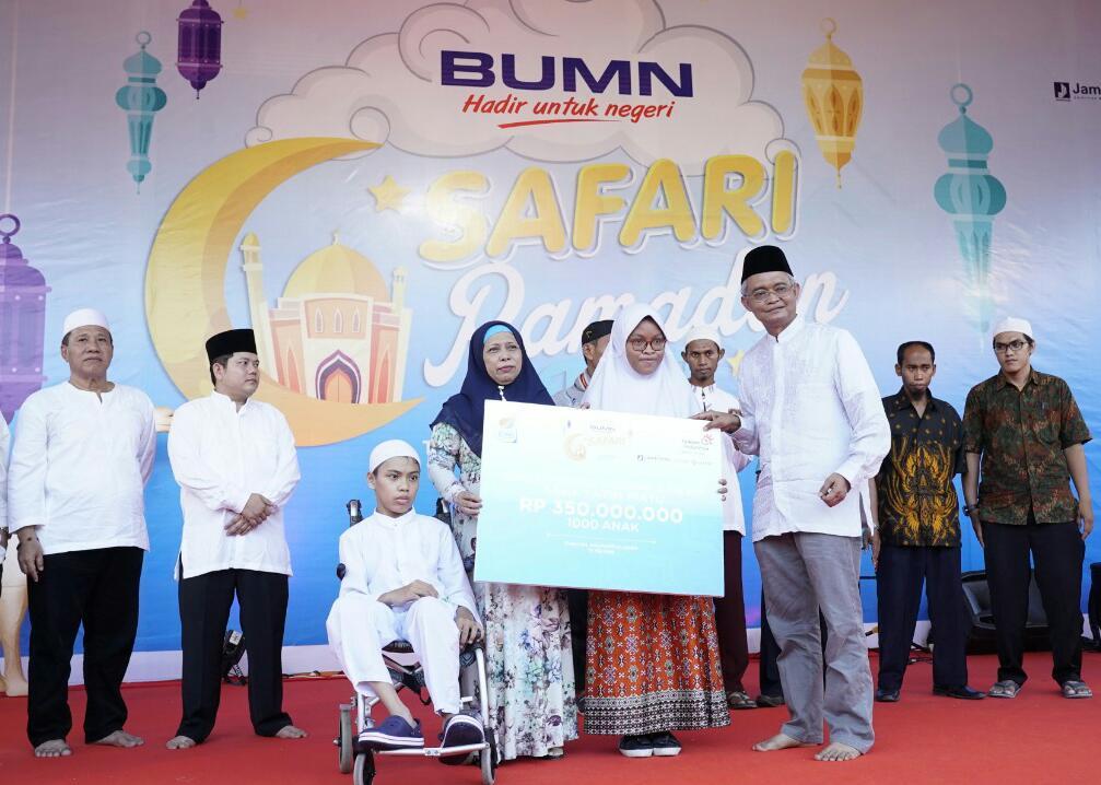 Safari Ramadhan BUMN Hadir untuk Negeri  Disambut Hangat Masyarakat Tarakan
