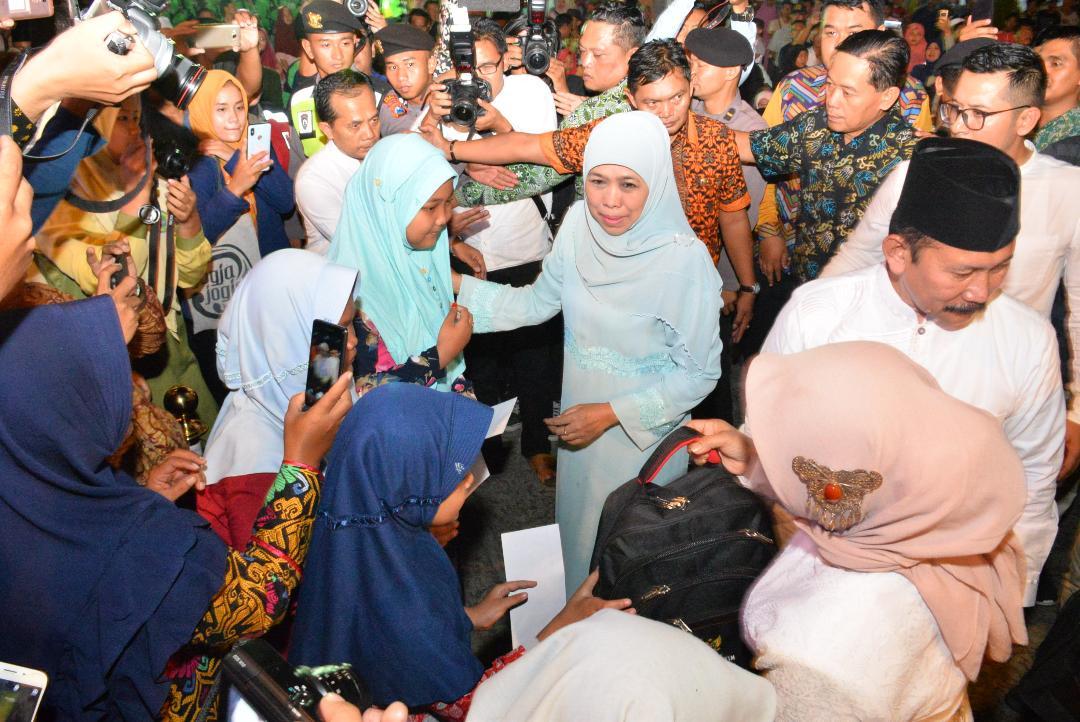 Lewat Festival Ramadhan, Gubernur Khofifah Ajak Umat Hadirkan Islam yang Indah