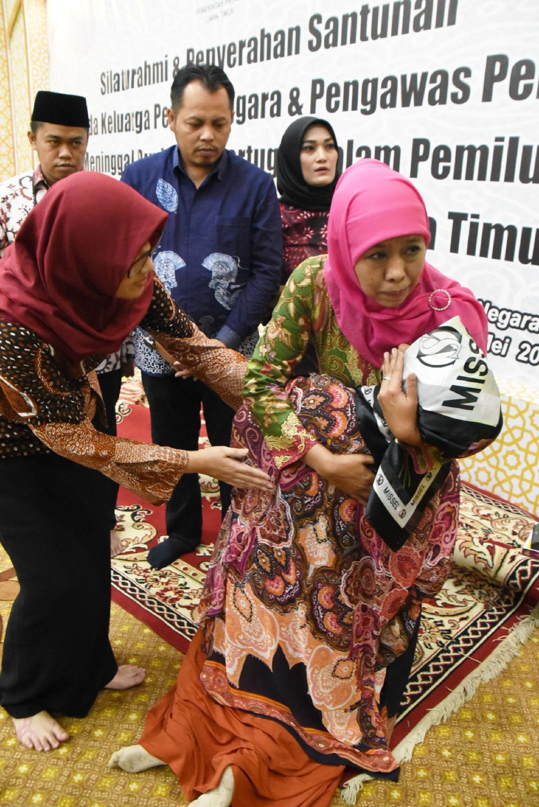 Gubernur Khofifah Imbau Masyarakat Jatim Tidak ke Jakarta