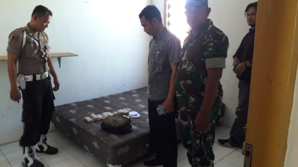 TNI-Polri Berhasil Sita 5 Kilogram Ganja Kering Milik Warga Gunung Anyar Surabaya