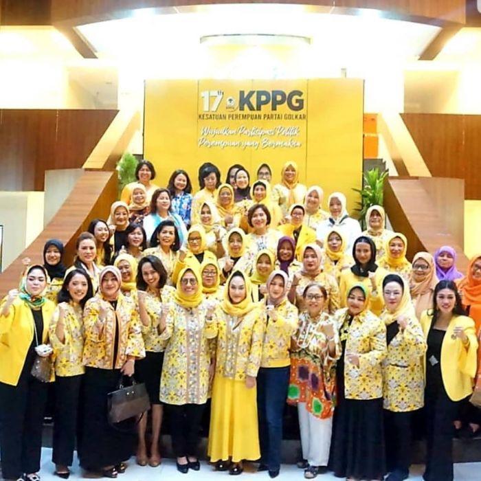 Hetifah: Perempuan Golkar Siap Tidak Hanya Berkarya di Parlemen