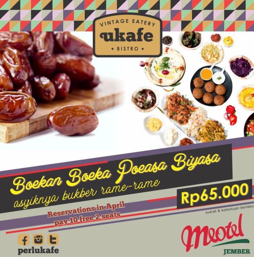 Hotel Meotel Jember Bagikan Promo Menarik di Bulan Ramadhan, Yuk Simak!
