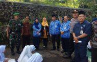 Peringatan Hardiknas di Kecamatan Garung Diisi dengan Literasi