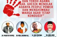 Tokoh Agama Kabupaten Gresik Tolak Seruan People Power