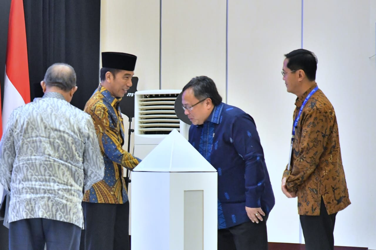 Presiden Jokowi: Ekonomi Syariah Motor Pertumbuhan Ekonomi Nasional