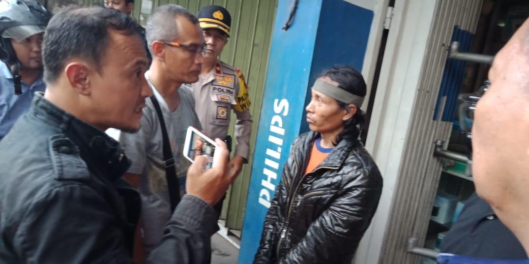 Terduga Pelaku Mutilasi Pasar Besar Kota Malang Diamankan