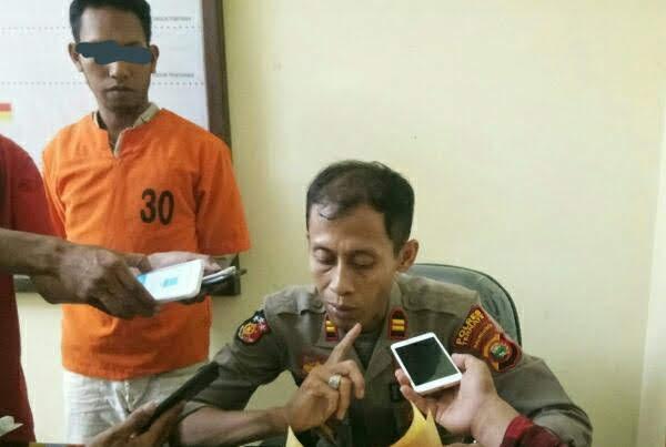 Shabu 0,14 gram, disita petugas dari tangan RY