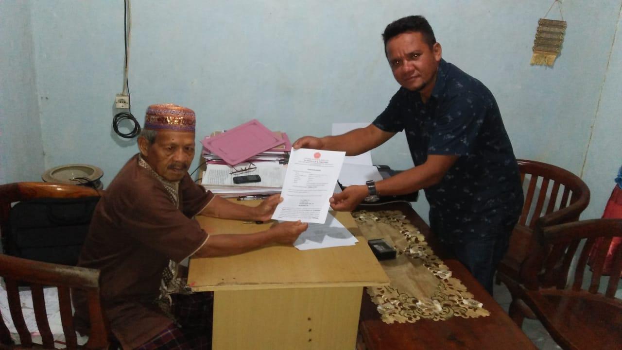 Diduga Ada Penggelembungan Suara ke Caleg Lain, Caleg Partai Gerindra Kabupaten Muna Meradang
