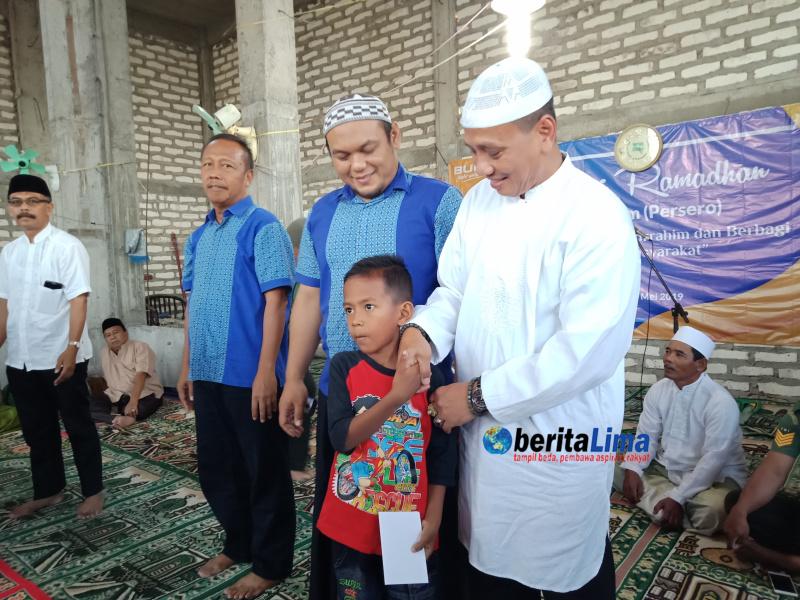 PT. Garam Kembali Berbagi Lewat Safari Ramadhan