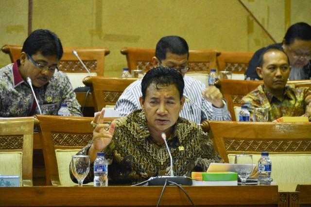 Imam Suroso Dukung Program Bali Kembangkan Tanaman Obat Tradisional