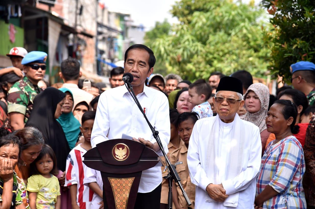 Jokowi : Terimakasih Rakyat Indonesia Atas Kepercayaan Yang Telah Diberikan