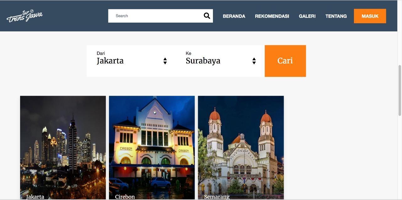 Sambut Libur Lebaran 2019, KSP Luncurkan Portal Info Mudik dan Tur Trans Jawa