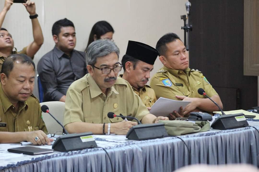 Tim Korsupgah KPK Berkunjung Ke Kabupaten Benteng