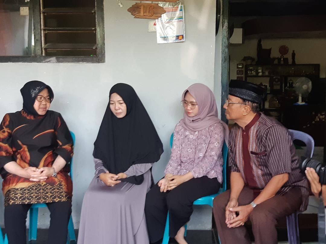 Kunjungan Wali Kota Risma Membawa Harapan Baru Bagi Keluarga Almarhum