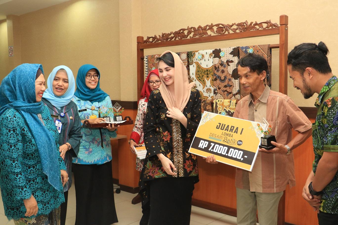 Arumi Bachsin: Pengrajin Jatim Makin Expert Hasilkan Batik Khas Jatim