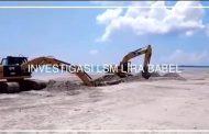 LSM LIRA Minta Tiga Kementerian Turun Tangan Atasi Penambangan Illegal di Bibir Pantai Babel