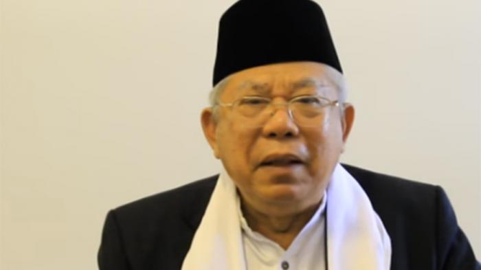 Ma'ruf Amin Diyakini Mampu Pimpin Dewan Pertimbangan Otonomi Daerah
