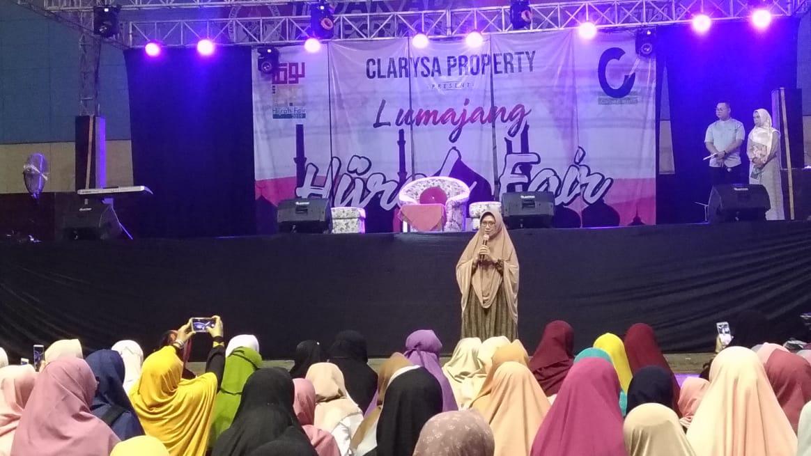 "Acara ""Lumajang Hijrah Fair"" Ajak Generasi Muda Berhijrah"