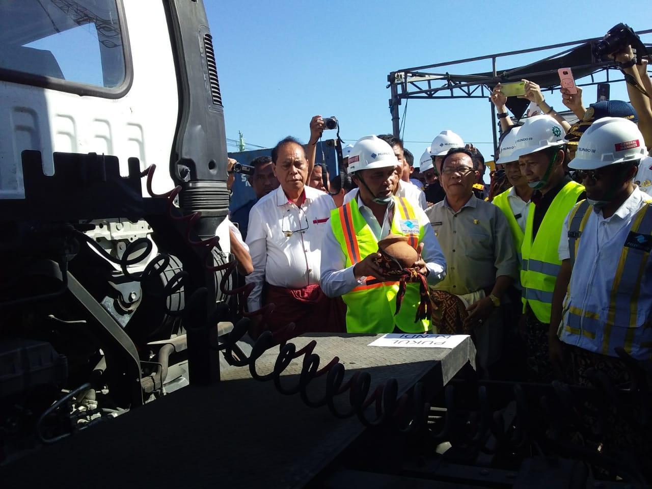NTT Ekspor Perdana Rumput Laut ke Argentina