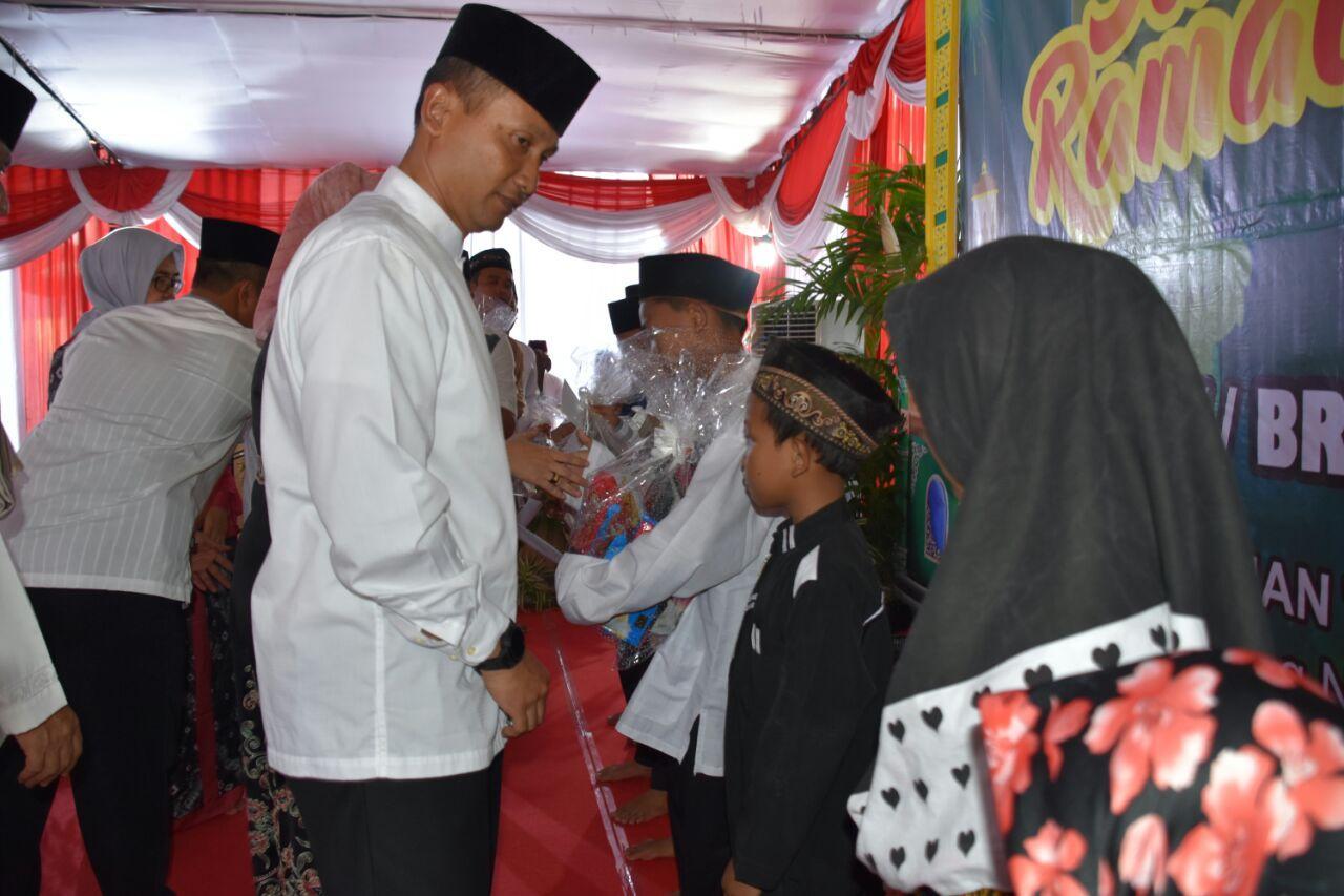 Pangdam V/Brawijaya Gelar Safari Ramadhan di Panti Asuhan Uswah Benowo Surabaya