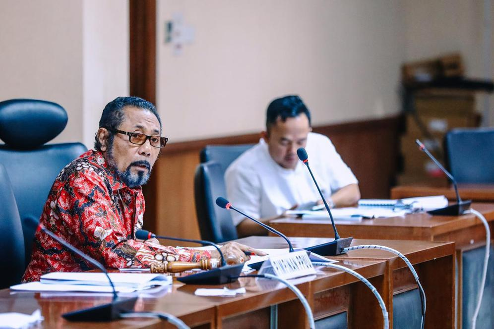 DPD RI dan Ombudsman RI Bahas RUU Partisipasi Masyarakat