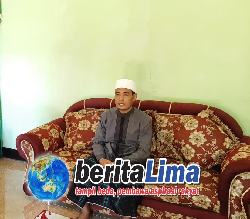 Ketua MUI KH Syamsul Ismail LC Sumbawa Barat Menolak People Power