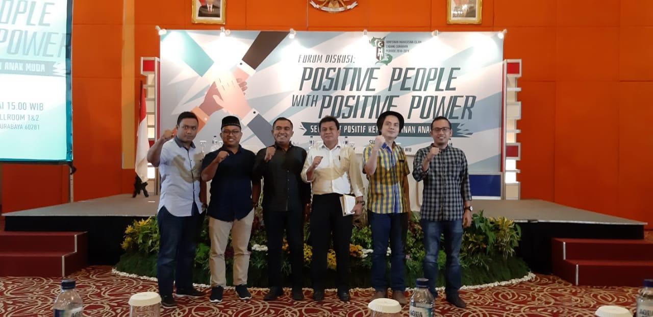 Potret Dunia Internasional, Hangatnya Tema Besar People Power di Indonesia