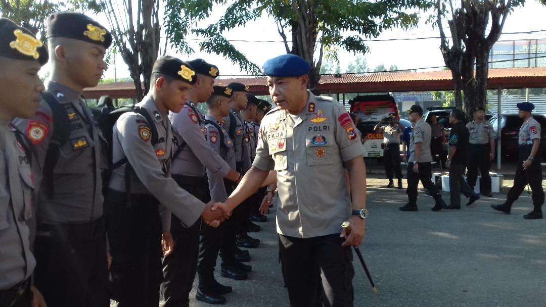 Polda NTT Kirim Enam SSK Personil Amankan Jakarta