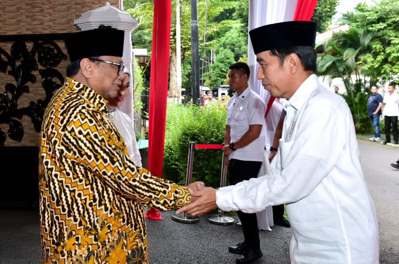 Presiden Jokowi Hadiri Buka Puasa Bersama Ketua DPD
