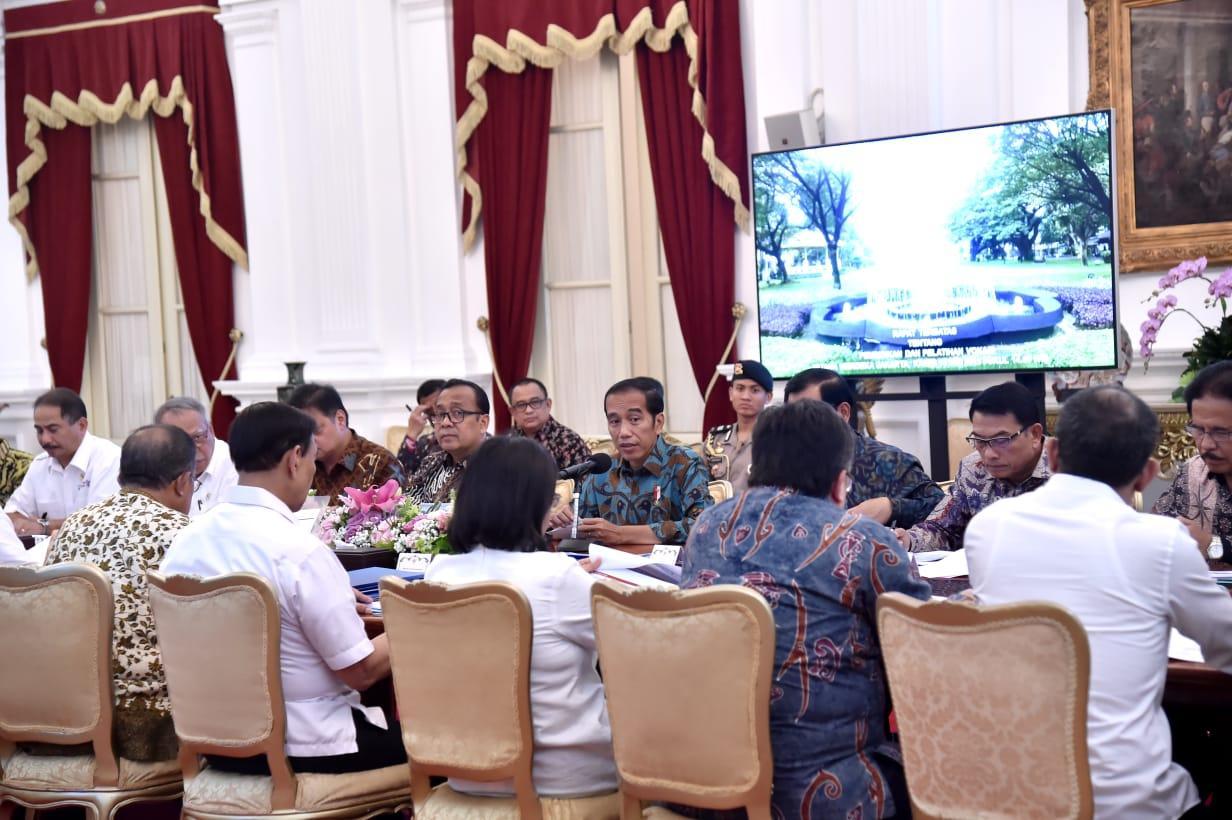 Presiden Jokowi: Pembangunan SDM untuk Optimalkan Bonus Demografi