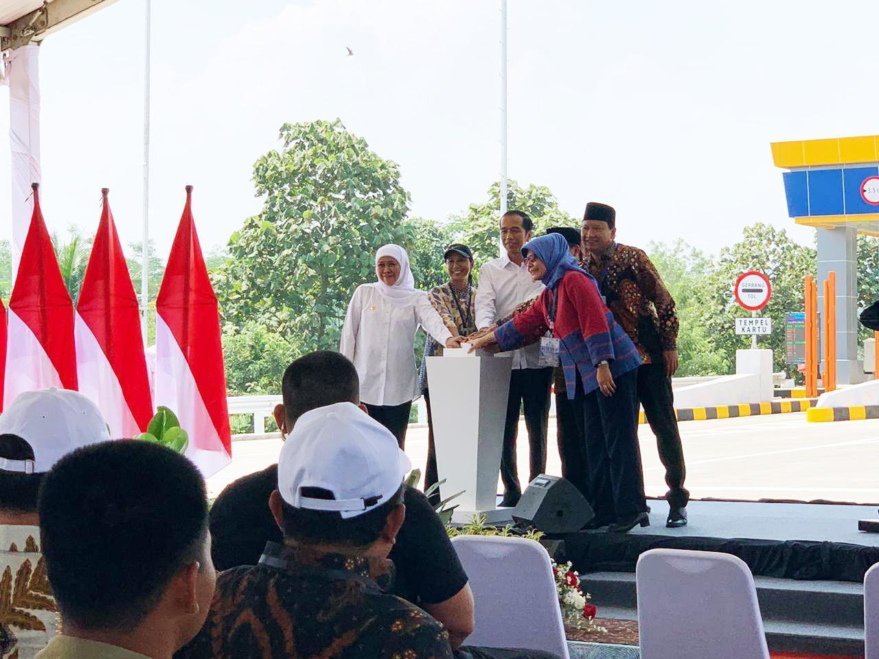 Presiden Resmikan Tol Malang Pandaan, Selama 2 Minggu Gratis