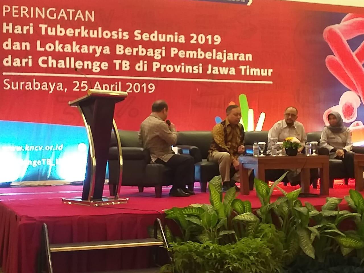 RSUD Tulungagung Terbaik  se-Jawa Timur Dalam Pengobatan Tubercolosis