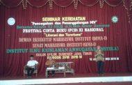 Direktur RSUD. dr. H. Moh Anwar Sumenep Ingatkan Mahasiswa Tentang Bahaya Narkoba