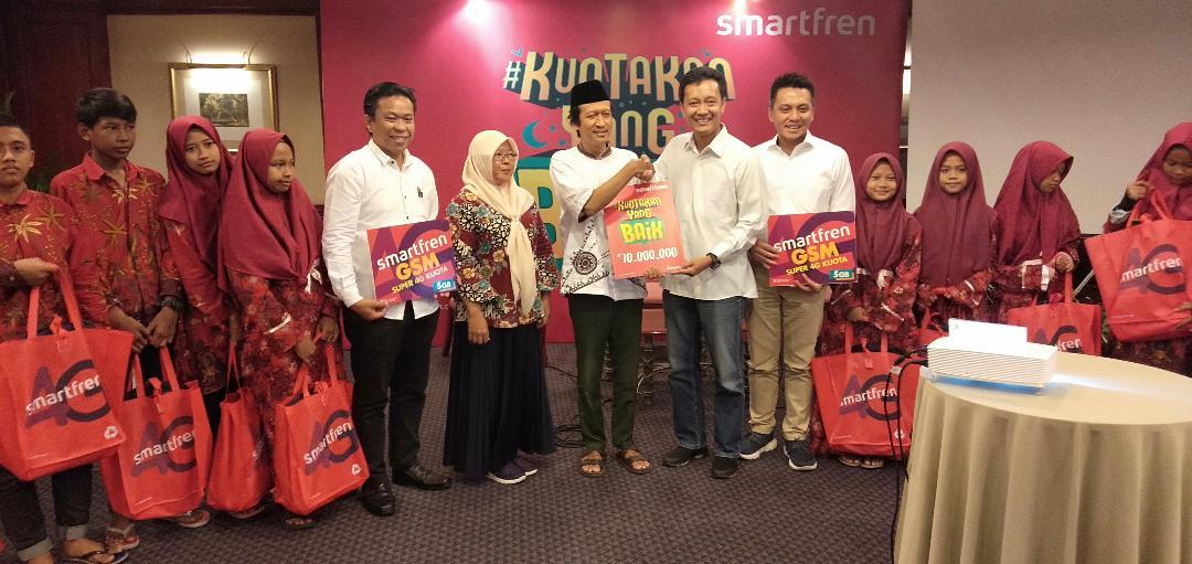 Smartfren 4G+, One Stop Companion Untuk Temani Ramadhan dan Lebaran