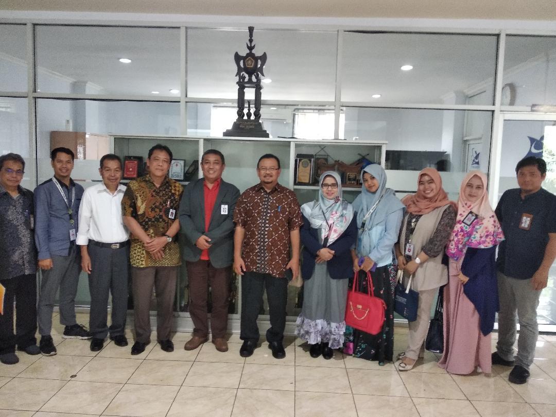 LLDIKTI IX Terima Silaturrahmi Pimpinan STIA LAN Makassar