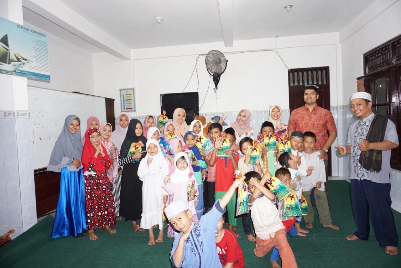Semarak Bulan Suci Ramadhan, Komunitas Mata Kita Adakan Buka Puasa Bersama