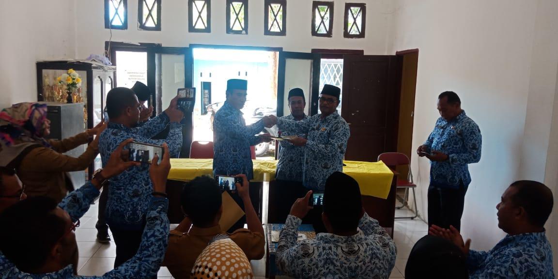 Serah Terima Jabatan Kadis Disdikbud  Kepulauan Sula