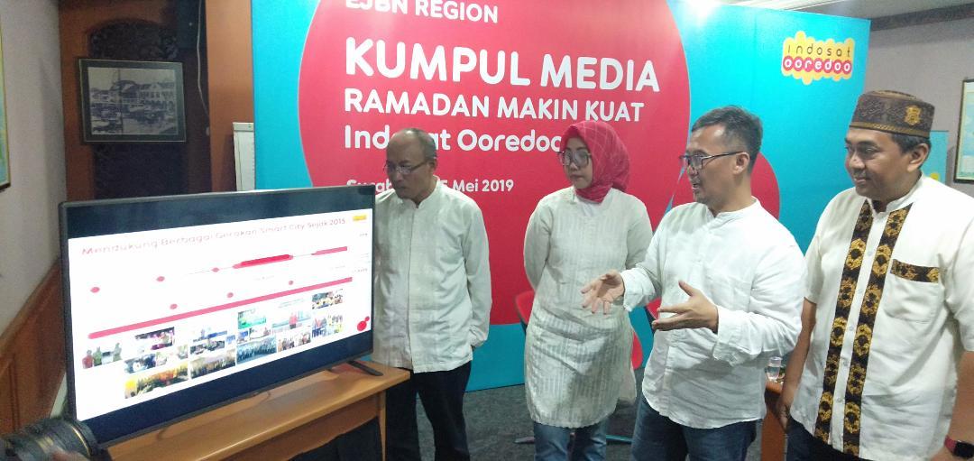 Komitmen Indosat Ooredoo Business Pada Perkembangan Smart City di Indonesia