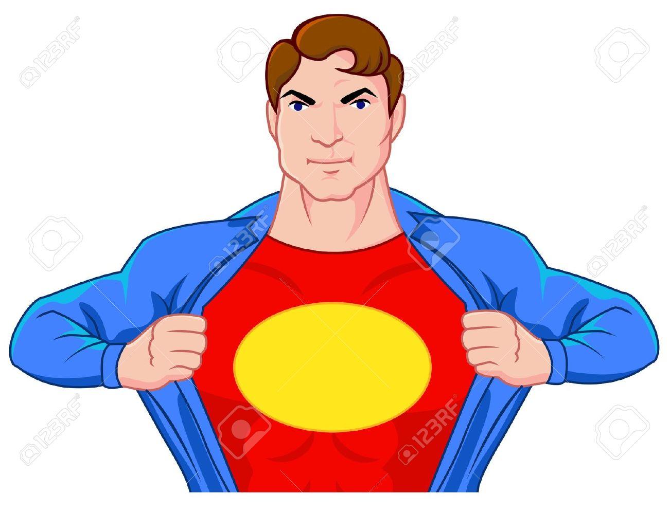 Apakah Super Hero seperti Ayah ?