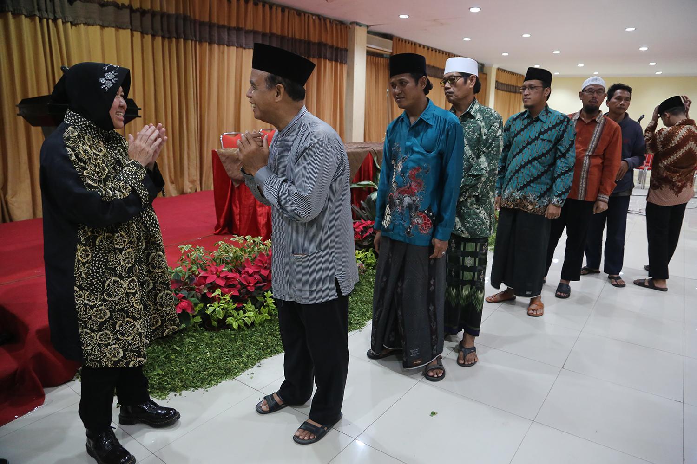 Wali Kota Risma: Pertemuan Ulama dan Umaro Kuatkan Ukhuwah Islamiyah