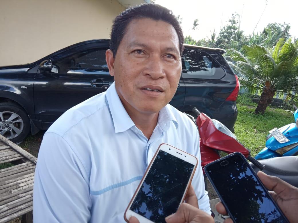 Copot Jabatannya Karena Tidak Profesional Melakukan Tugas, Sukri Pauwa menjabat PLH Kepala Ranting PLN Payahe.