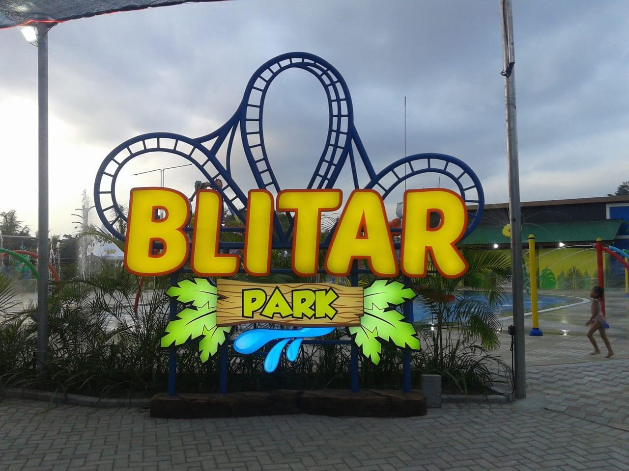 Disarankan Lengkapi Perijinan Wahana Wisata Blitar Park Diresmikan Beritalima com