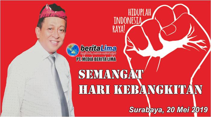 Kebangkitan Nasional, Jayalah Indonesiaku