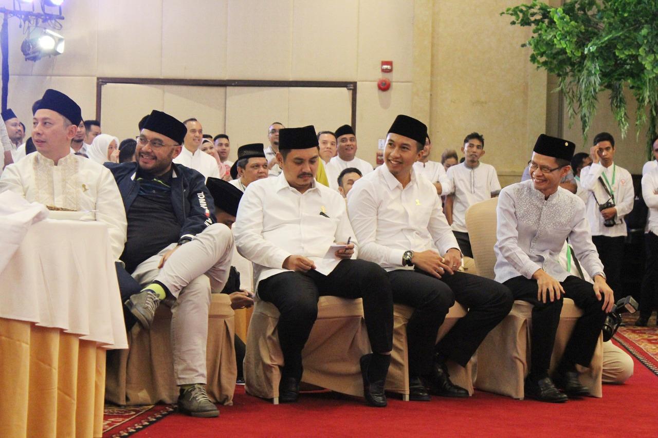 Pilpres Sudah Selesai, HIPMI Komit Bangun Perekonomian Bersama Pemerintah